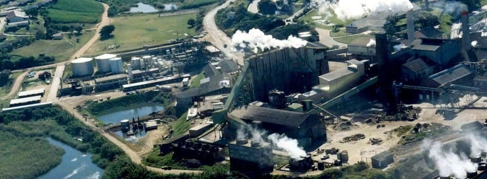 2nd Largest Furfural Plant: Sezela (South Africa)