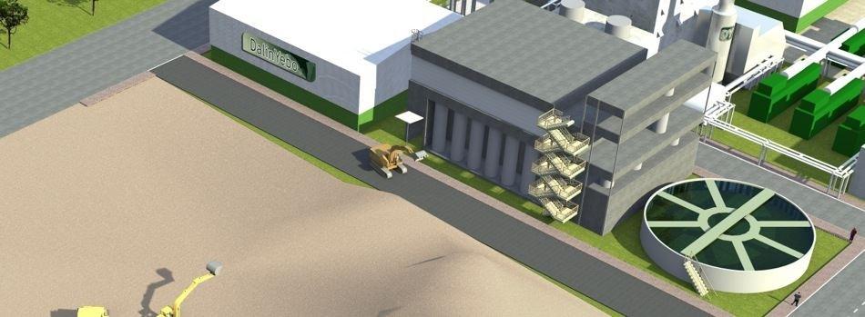 GreenEnergyPark™: Furfural Plant (Image: DalinYebo)