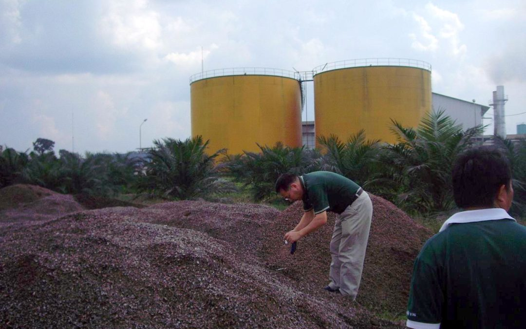 Furfural from Palm Oil Mills Biomass Waste