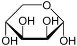 Pentosan (C5H10O5 Alpha-D-Lyxopyranose)